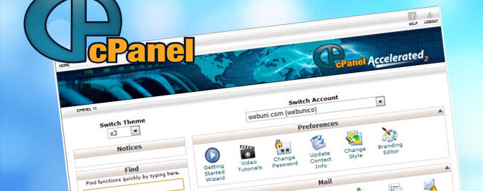 WEB 101: Part 5 – cPanel, email, MySQL, and more